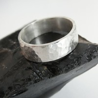 Unisex Sterling silver Ring by Sirrý Design