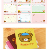 Rilakkuma Collection 5 - Notebook