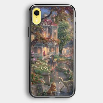 Lady And The Tramp Disney iPhone XR Case | Casefruits