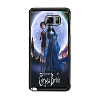 Tim Burton Corpse Bride 2 d3ad9e54-f31d-4f33-ad7e-4920fb2ec34e FOR Samsung Galaxy Note 5 CASE *02*
