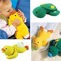 Handbags Box Kids Water Bottle Animal Plush Portable Heater = 1651171844