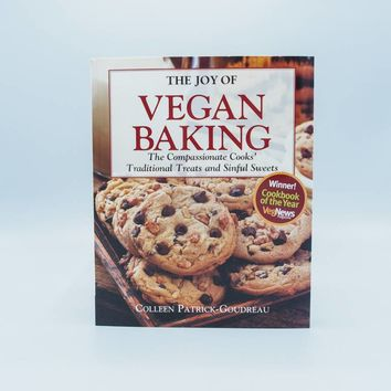 The Joy of Vegan Baking by Colleen Patrick-Goudreau - The Herbivore Clothing Co.