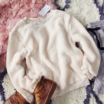 Teddy Cozy Sweatshirt