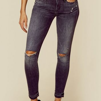 The Looker Ankle Jeans