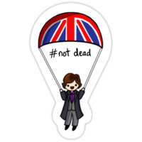 Sherlock with Parachute