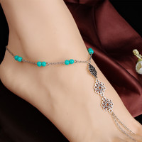 Fashion Gold Chain Anklet Foot Ankle Women Lady Jewelry Elegant = 4473427332