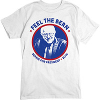 [Basic Tee] - Feel The Bern