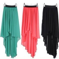 FASHION COLORFUL SHORT AND LONG SKIRT for girls
