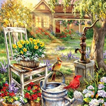 Spring Song 500pc Jigsaw Puzzle