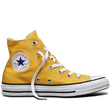 Converse Chuck Taylor All Star Fresh Colors Light Orange 3 - Walmart.com