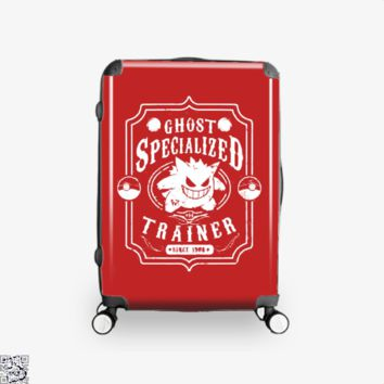Gangar Ghost Specialized Trainer, Pokemon Suitcase