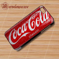 Coca Cola Drink Classic custom case for all phone case