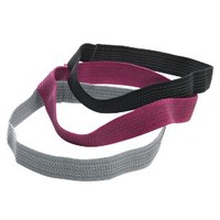 Goody 3Ct Wide Stay Put Multi Color Headwraps
