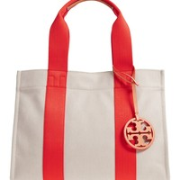 Tory Burch Miller Canvas Tote | Nordstrom
