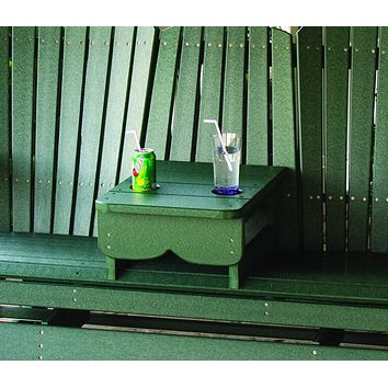 LuxCraft Recycled Plastic Center Table Cupholder