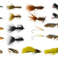 White River Fly Shop 20-Piece Streamer Assortment | Bass Pro Shops