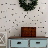 Arrows Vinyl Wall Decal-Arrows 30 pack -Vinyl Wall Decals Lettering