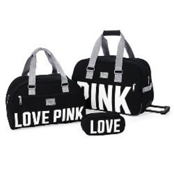 3-piece Travel Set - Victorias Secret PINK - Victoria's Secret