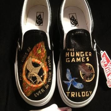 Custom Designed Hand Painted Shoes(NOT VANS or TOMS)