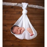 HEAVENLY Newborn Baby Photography Prop Hanging by kathyneilsen
