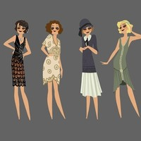 1920s part 1 by Erin Kavanagh