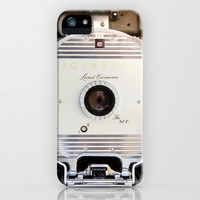 iPhone 5 Case, Polaroid Model 800, iPhone, iPhone5,  vintage camera, Polaroid camera, iPhone cover for photographers