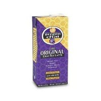 Oregon Chai Tea Latte, Original, Concentrate, Part Organic, 32 Oz./5 ct