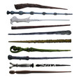Magic! Harry Potter Characters Magical Wand Brand New in Box Cosplay Wholesale