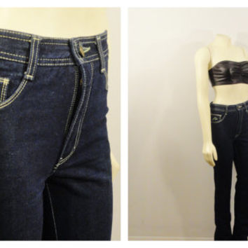 reserve layaway Vintage Jeans 70s 80s High Waist Jordache Emroidered Horse Dark Blue Denim Jeans Possible Deadstock Mint Condition xxs xs s