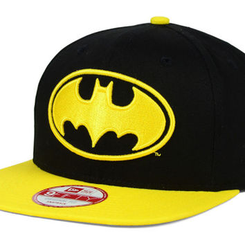 DC Comics Off Liner 9FIFTY Snapback Cap - Batman