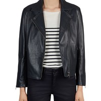 Gerard DarelValentin Leather Moto Jacket