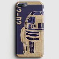 Star Wars Vintage R2-D2 iPhone 7 Plus Case | casescraft