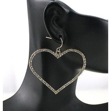You Have A Big Heart Earrings