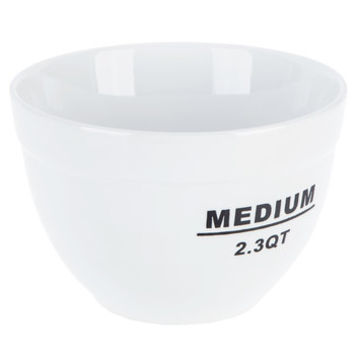 White Mixing Bowl - Medium | Hobby Lobby | 5799523