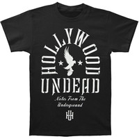 Hollywood Undead Men's  Lifestyle Arch T-shirt Black