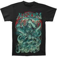 Alestorm Men's  Godmachine T-shirt Black Rockabilia