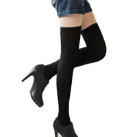 Hot 2016 New Fashion Sexy Women Ladies Over Knee Thigh High Stockings Tights Girls Cosplay Lolita Long Stocking Cheap Z1