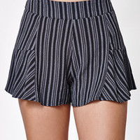 Lisakai Stripe Soft Shorts at PacSun.com