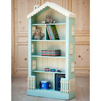 Tall Dinah Dollhouse Bookcase