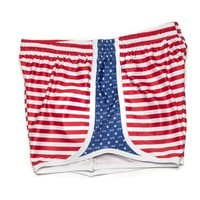 Phi Mu Shorts in Red, White and Blue by Krass & Co. - FINAL SALE