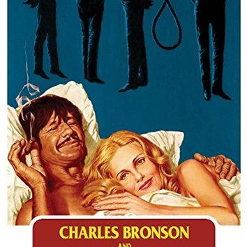 Charles Bronson & Jill Ireland & Frank D. Gilroy-From Noon Till Three