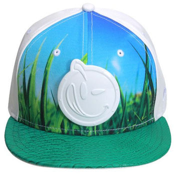 YUMS 'Painted Face' Strapback