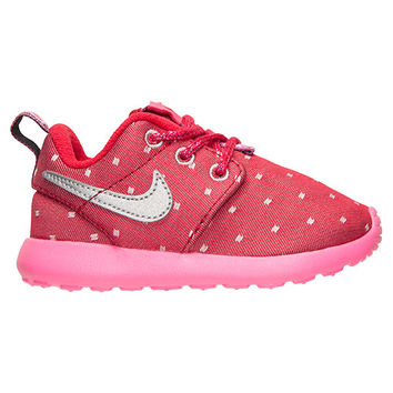 quality design 31925 deca6 Girls  Toddler Nike Roshe Run Print Casual Shoes