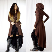 Nienna Hooded Jacket ---------> ZhenNymph