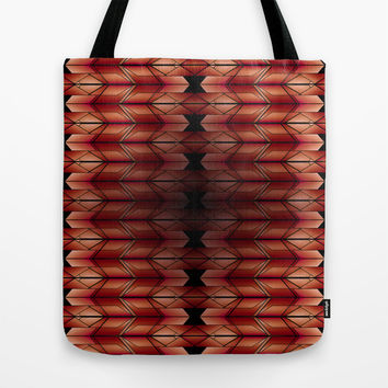 Geometric pattern V1 Tote Bag by VanessaGF