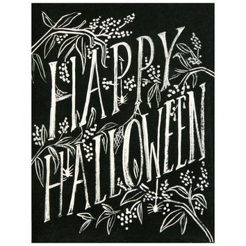 Scratchy Halloween Single Card or Box of Eight