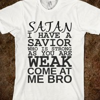 SATAN COME AT ME BRO - Cash Cow