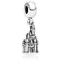 Walt Disney World ''Cinderella Castle'' Charm by PANDORA
