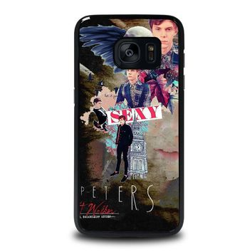 EVAN PETERS COLLEGE Samsung Galaxy S7 Edge Case Cover