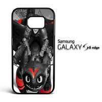 Toothless from How to train your Dragon Samsung Galaxy S6 Edge Case